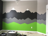 HIGHLY SKILLED PAINTER WITH AN EYE FOR DETAIL