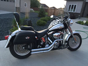 2003 Harley Davidson Fat Boy 100 th Anniversary 24K