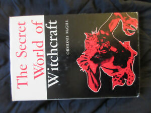 Book: The secret world of witchcraft by Osmond McGill