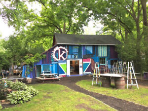 Wanted: Room for rent in Bayfield ON July-Labour Day