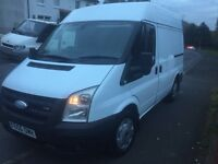 2007 TRANSIT 110 T300S SWB GREAT VAN