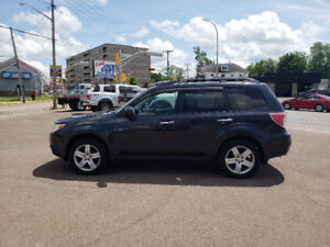 2010  Subaru Forester Limited AWD  St # 1081