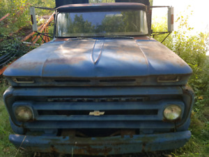 Pick up dompeur Chevy 50