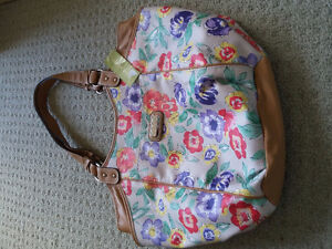 Women's Naturalizer floral printed handbag purse New with tags London Ontario image 4
