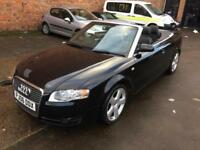 Audi A4 Cabriolet 1.8T 2007MY S Line