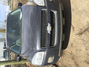 Parting out 2008 Chevy Uplander