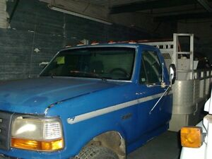 camion ford f450 1995 7.3 diesel turbo powerstroke