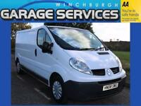 RENAULT TRAFIC LWB GREAT CONDITION **NO VAT**