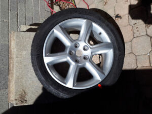 05 Nissan Maxima Spare tire never used 245/45/R18