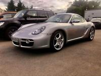 2008 Porsche Cayman 2.7 sat nav OVER £5K FACTORY EXTRAS FITTED 2 door Coupe