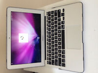 Mcbk Air Core i7 1.8 Ghz 4GB Ram, 256 SSD Windows8 and OSx