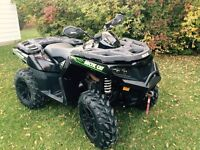 2015 Arctic Cat XR 700 Limited EPS