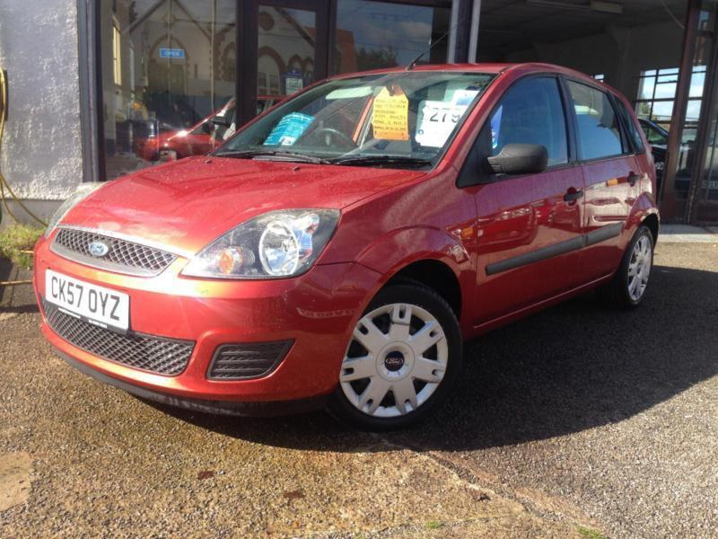 Ford Fiesta 1.4 Style *12 months Warranty, Recovery + Mot Cover INC*