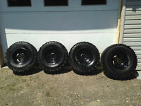 31 inch Tires on rims for sale!!!