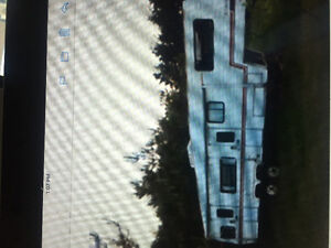 Well kept 1980 Fifth wheel citation as is