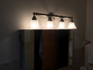 Bathroom Light Fixtures Kijiji Toronto bathroom lights | buy or sell indoor lighting & fans in winnipeg