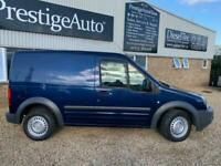 2011 FORD TRANSIT CONNECT 1.8 TDCI 90 LOW ROOF SMALL PANEL VAN 1 OWNER FSH 84K