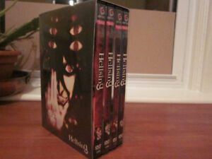 Various Anime DVDs for sale