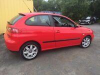 Seat Ibiza 1.9 tdi sport diesel 6 speed