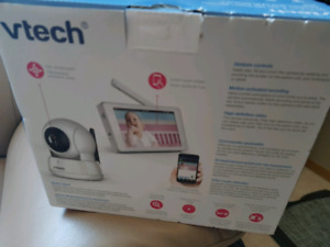 BABY MONITOR BY V TECH. BEST ON THE MARKET. CAN USE WI-FI