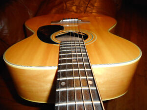 Guitare acoustique Epiphone ft-130 cabellero 1979 made in japan