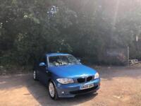 2005 05 BMW 1 SERIES 1.6 116I SE 5D 114 BHP