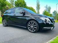 2012 Mercedes-Benz B180 1.6 PETROL & MANUAL *** SPORT EDITION *** 1 OWNER