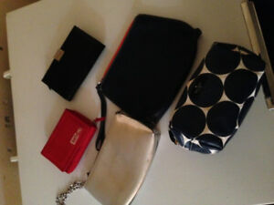 Designer Wallets, Clutches, Make up Bag, Purse