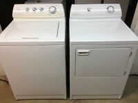 Maytag TOP OF THE LINE Washer Dryer Top Load DEMO MODELS NEW