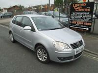Volkswagen Polo 1.4 (75PS) S Hatchback 5d 1390cc auto
