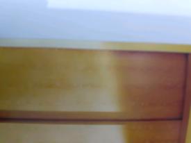 Sliding door and sliding mirror wardrobe