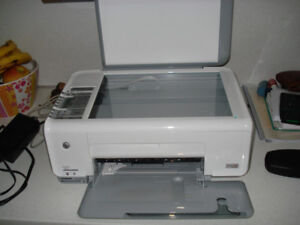HP Photosmart C3100 All-in-One Series Printer