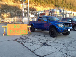 2010 Lifted F150