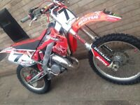 Honda cr 125 brilliant bike not yz yzf crf kx klx ktm rm rmz quad 50/65/80/85/250