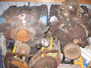 Ford 460/302 engines for rebuild/parts