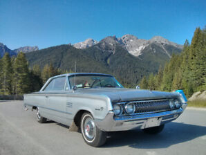 1964 Mercury Montclair Marauder - $19,900