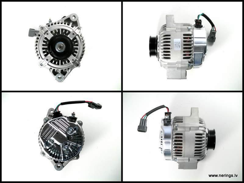NEW Alternator LEXUS GS 300 / IS I 200 300 /  IS SportCross 200 300 (1999-)