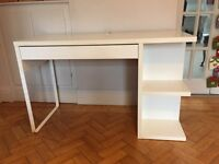 Computer desk - with drawer.