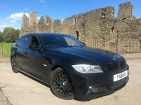 2010 BMW 320d 2.0d M Sport *Full Leather FSH Privacy*
