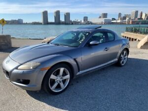 2004 RX8 5-SPEED LOW KM !!! (CERT & E-TESTED) $3300