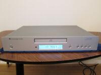 Cambridge Audio Azur 640C CD Player Silver Original Box Remote Wolfson DAC
