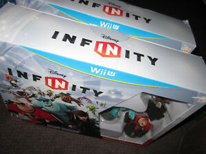 Disney INFINITY Starter Packs for WiiU - new, in opened boxes Kitchener / Waterloo Kitchener Area image 5