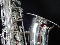 """L.A. Sax Big Lip """"X""""  Saxophone Alto  – LAX-306SR"""
