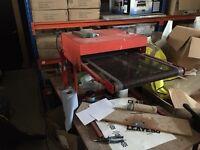 Screen printing dryer tunnel (spares or repair)