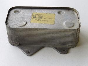 Audi A8 S8 A6 S6 4.2L 2000-2006 Engine Oil Cooler 077117021Q
