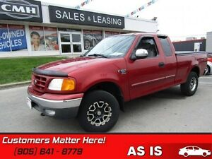 2004 Ford F-150 Heritage   AS TRADED *UNCERTIFIED*