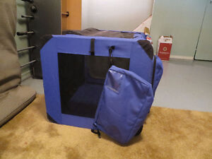 Travel Dog Cage - Soft Sided Peterborough Peterborough Area image 2