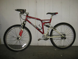 1997 Brodie Libido Suspension Bike