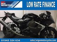 2018 Hyosung GT650 RC 650cc..90.80 OVER 60M WITH A 99 POUNDS DEPOSIT.