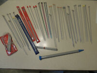 KNITTING NEEDLES ASSORTMENT
